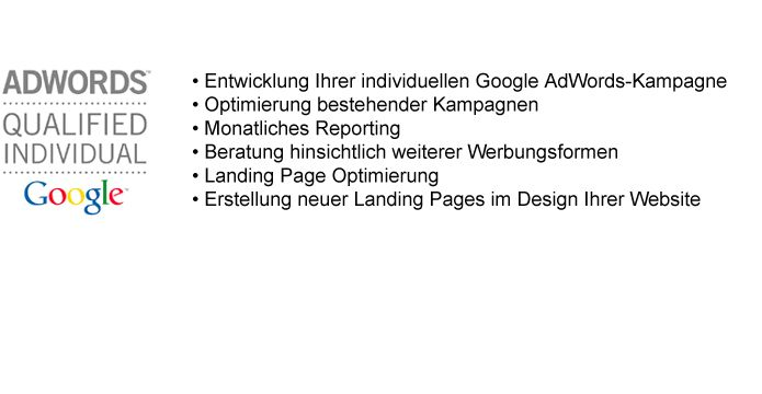 ADWORDS Kampagnen